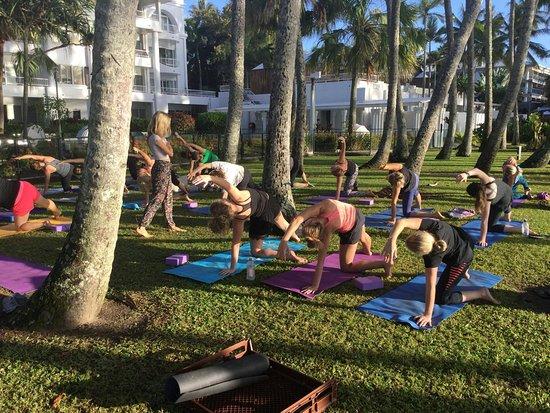 Palm Cove, Australia: Beach Side Stretch