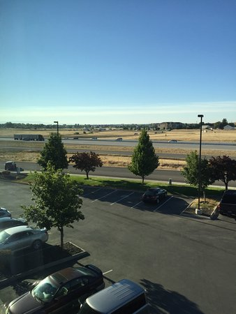 Meridian, ID: Note interstate in background.