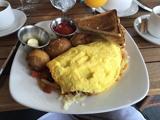 Aquarius - Dream Inn: Frukost