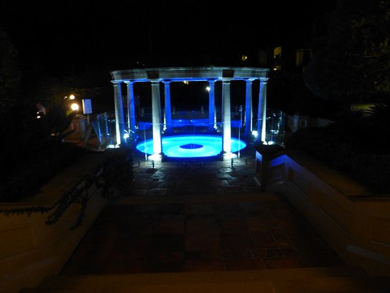 Hope Island, Australien: spa at night