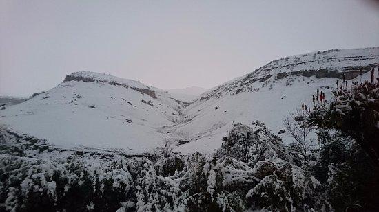 Giant's Castle Camp ภาพถ่าย