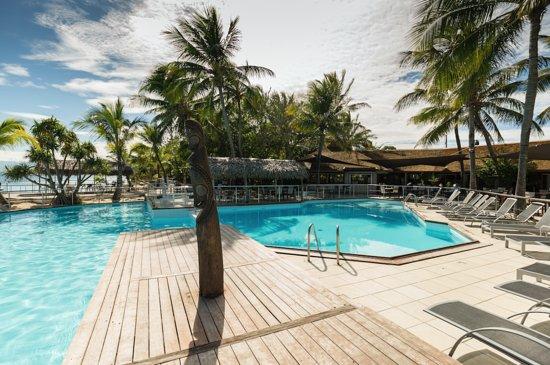 L'Escapade Island Resort: Pool