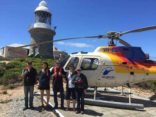 Albany, Australia: Skyhook Helicopters - Scenic Flights