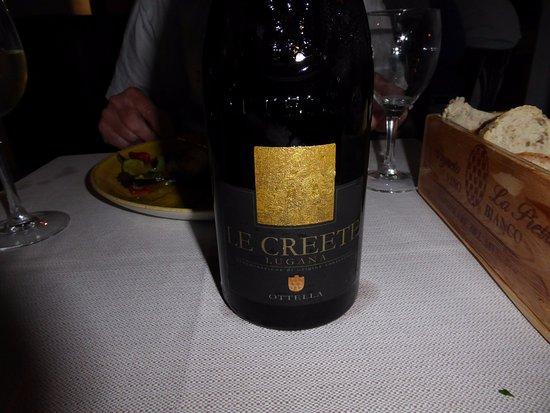 Enoteca Ai Artisti: our wine