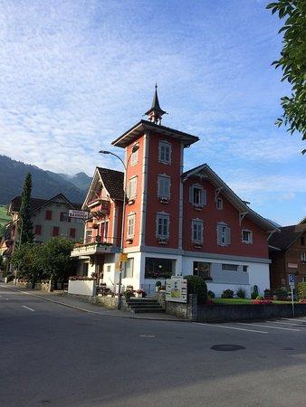 Sachseln, Switzerland: Gasthaus Bahnhof