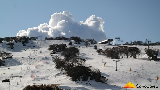 Perisher Valley, Australië: View from your window