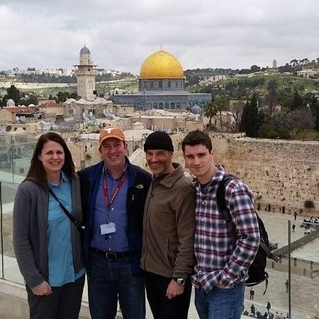 Walking Israel Tours