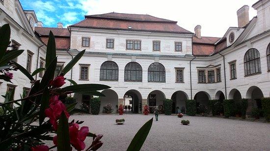 Rychnov nad Kneznou, Czech Republic: zamek vevnitr