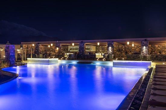 Ostria Resort & Spa : Pool bar Onar at Ostria resort and SPA