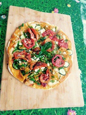 Masaka, Uganda: Best pizza!