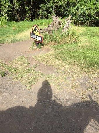 Kaneohe, Χαβάη: ジュラシックパーク撮影場所?説明はありませんでした