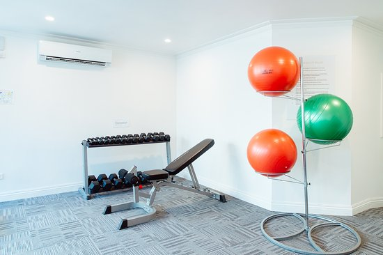 East Fremantle, Australia: New state of the art gym facilities