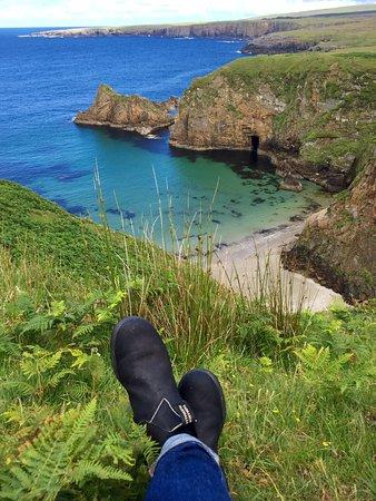 Killala, Irland: precious moment