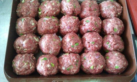 Xemxija, Malta: Meatballs