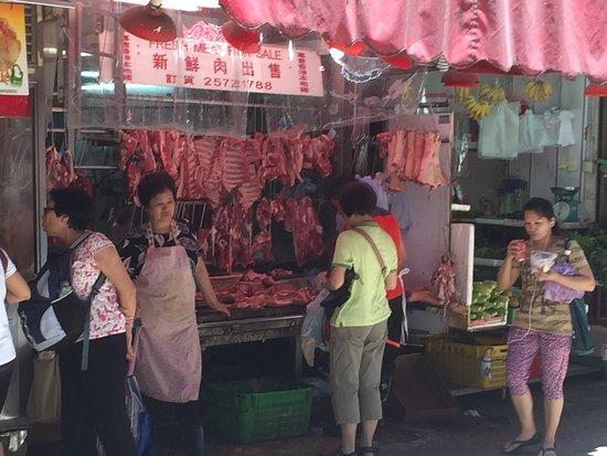 Chai Wan market