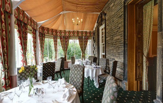 Kirklevington, UK: Judges Conservatory Restaurant