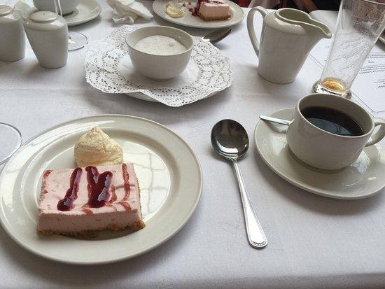 Abendessen im Lucan = top :-)