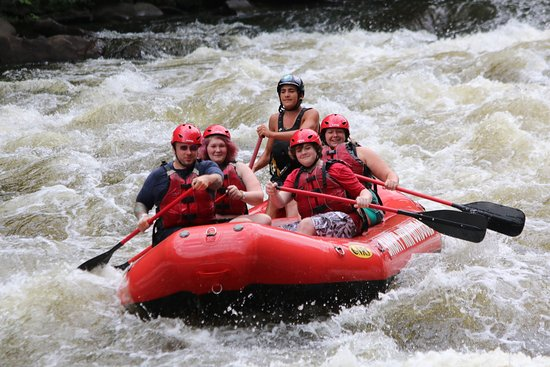 Hartford, TN: Awesome rafting trip!!! Thank you James Jordan!!