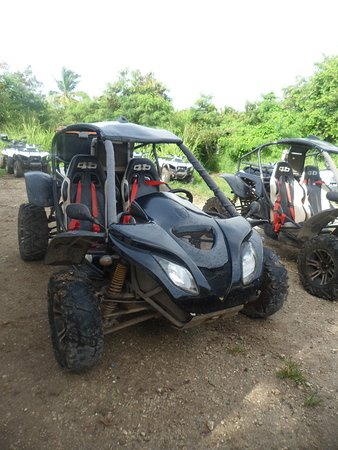 Saint Francois, Guadeloupe: Buggy
