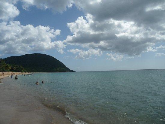 Десе, Гваделупа: plage de grande anse 2