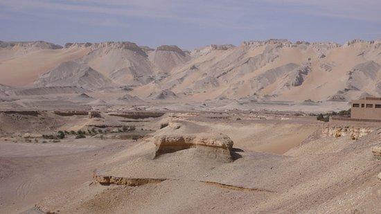 Desert Lodge: The Escarpment