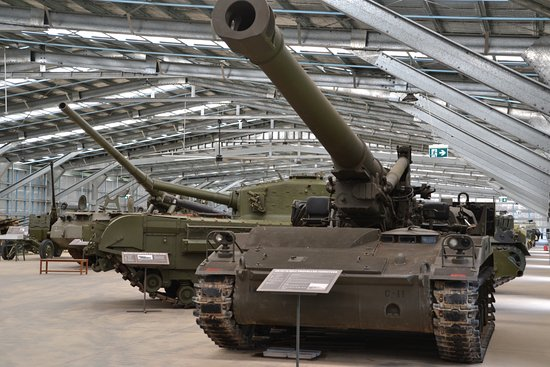 Smithfield, Australia: Artillery with obvious obtrusion.