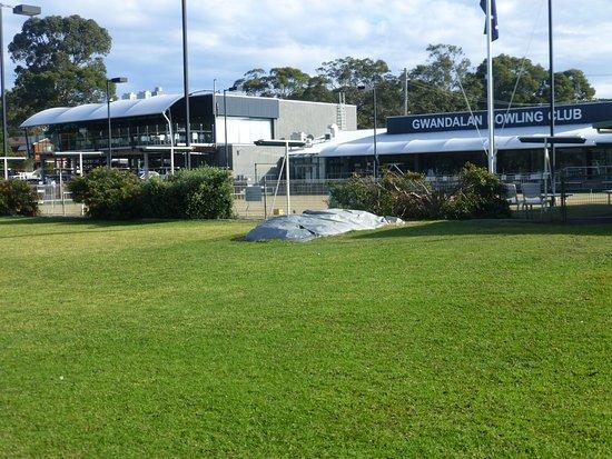 Gwandalan, Αυστραλία: Bowling club
