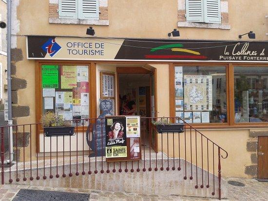 L'Office de Tourisme Portes de Puisaye-Forterre