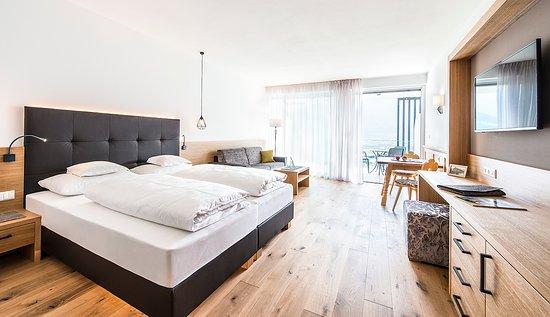 Cermes, إيطاليا: Panorama Suite Deluxe | Foto Grüner Thomas