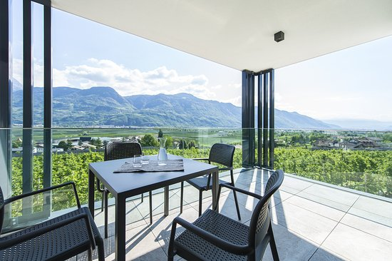 Cermes, إيطاليا: Panorama Family Suite | Foto Grüner Thomas