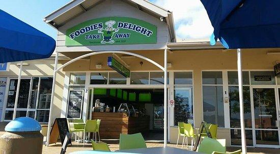 Хаскиссон, Австралия: Foodies Delight