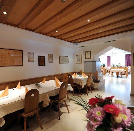 Prato allo Stelvio, Italia: Speisesaal