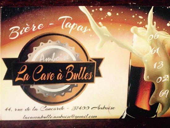 La Cave a Bulles