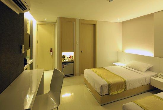 Green Peace Hotel: Phòng khách sạn 1
