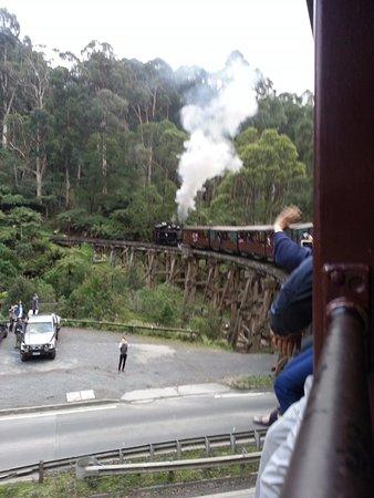 Belgrave, Australia: the ride