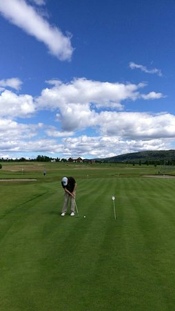 Asker, Norveç: Holtsmark Golf Club