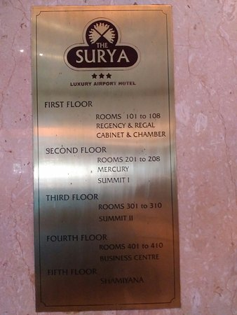 The Surya, Luxury Airport Hotel: IMG_20160729_124456_large.jpg