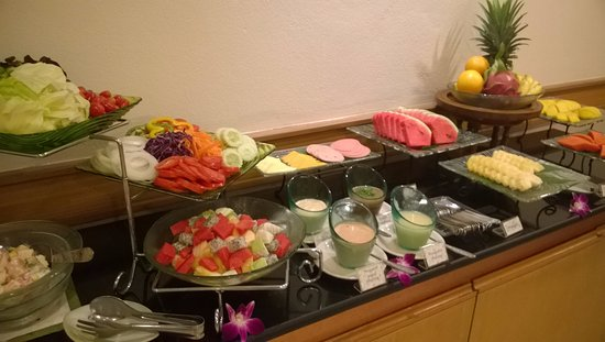 Bossotel Bangkok: Breakfast