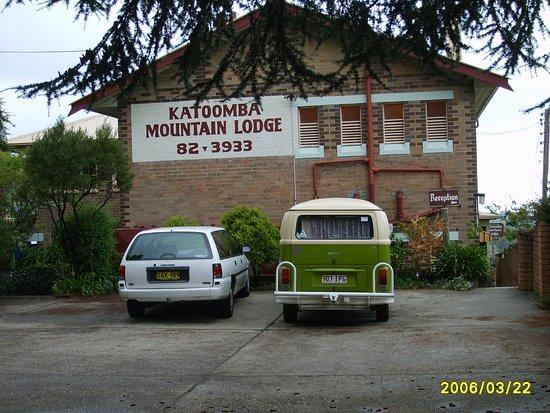 Katoomba Mountain Lodge Foto