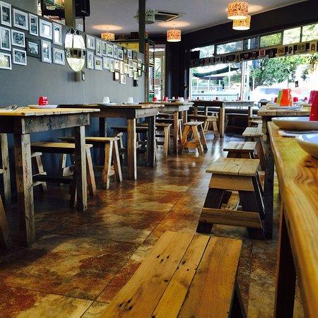 Edge Hill, Australia: Samgasat Thai cuisine by Tommy's ribs. 29/07/2016......