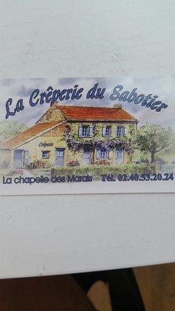 Herbignac, Fransa: La Creperie du Sabotier