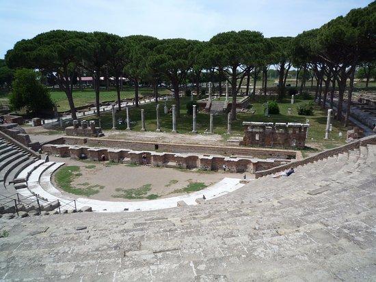 Ostia Antica, إيطاليا: Ostia Antica
