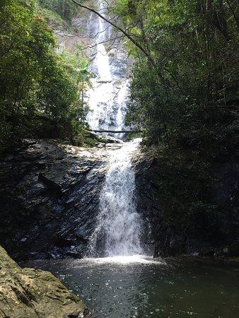 Diwan, أستراليا: Alexandra Bay Waterfall