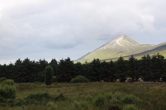 County Mayo, Irlanda: Croagh Patrick, Murrisk, Ireland, July 2016