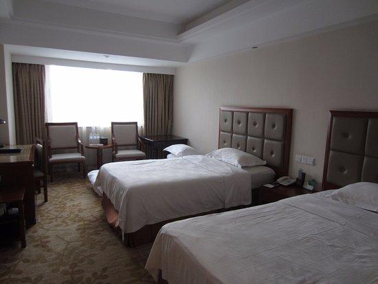 Huatian Changde Hotel