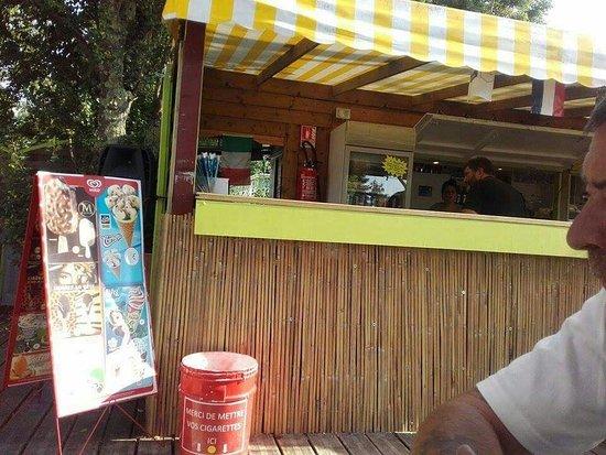 Saint-Augustin, France: Camping la Ferme