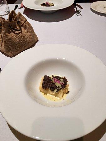 Whitfield, Australia: Pasta with Tasmanian Truffels