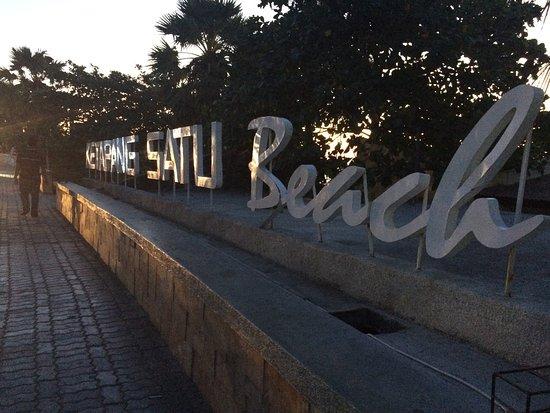 Kupang, إندونيسيا: Pantai Ketapang Satu Tampak Depan
