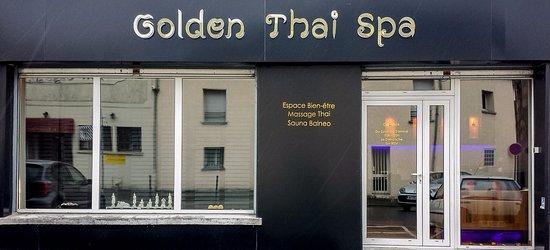 Claye Souilly, Frankrike: Golden Thai Spa