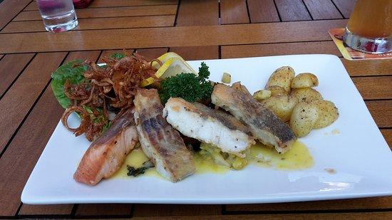 Hotel Strandvillen Bethanienruh: Sehr gutes Essen 1
